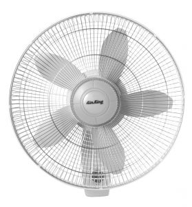 Air King 9018 18 Inch Commercial Grade Wall Mounted Oscillating Fan