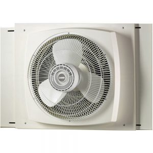 Lasko 16'' Electrically Reversible Window Fan