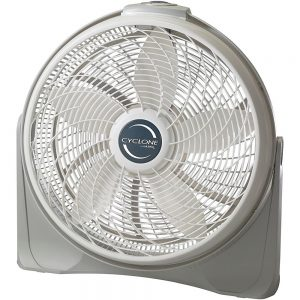 Lasko 3520 Cyclone Pivoting 20 Inch Floor Fan
