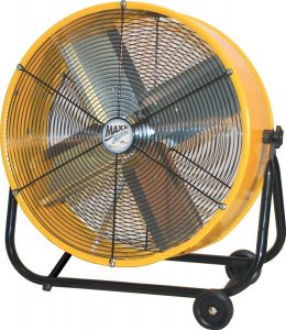 Maxxair BF24TFYELUPS 24-Inch Outdoor Air Circulator