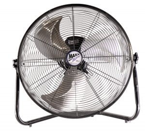 MaxxAir HVFF20 UPS 20 Inch High Velocity Floor Fan