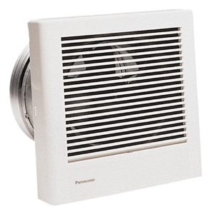 Panasonic FV08WQ1 Wall Mount 70 CFM Bathroom Fan