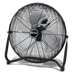 Patton PUF1810C-BM 18 Inch High Velocity Floor Fan