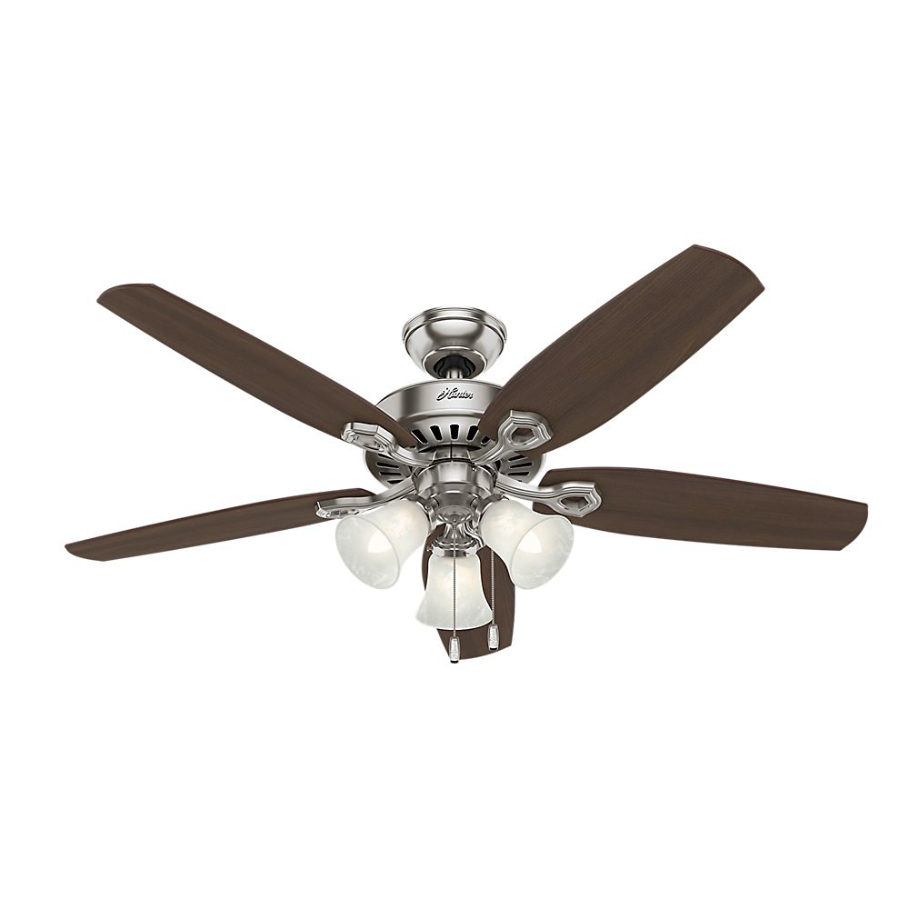 Hunter Builder Plus 52 Inch Ceiling Fan