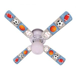 Ceiling Fan Designers Kids ceiling fan