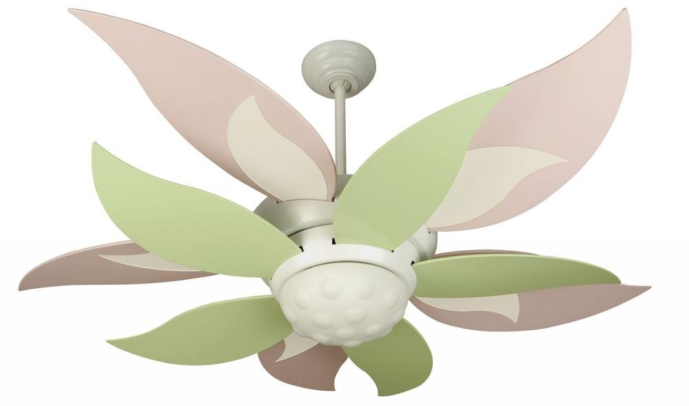 Craftmade BL52W, Bloom Ceiling Fan