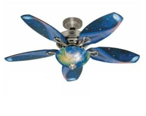Hunter Space Discovery kid ceiling fan