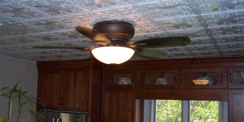 Low Profile Hugger Ceiling Fans