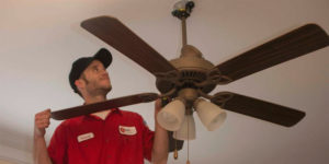 install-replace-ceiling-fan