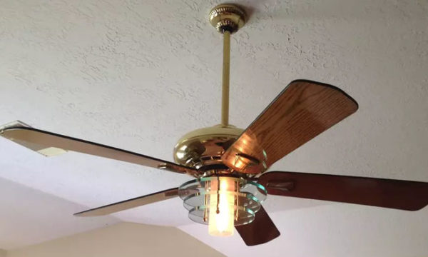 working-ceiling-fan