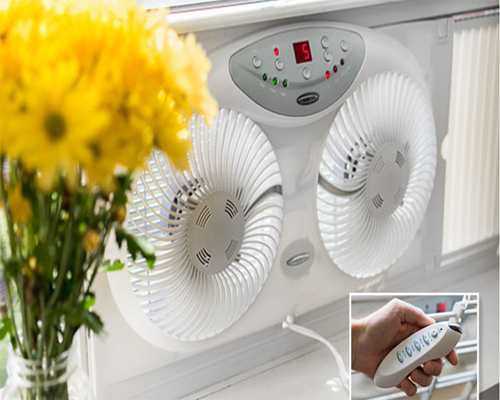 2019's Best Window Fans – Buying Guide & Reviews [+ Quiet
