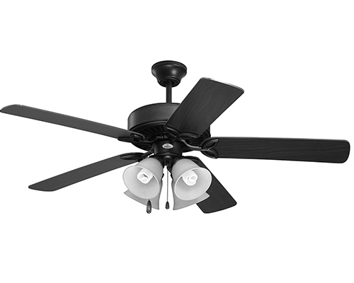 Emerson CF711ORS Oil Rubbed Low Profile Flush Ceiling Fans