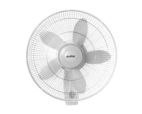 Air King Oscillating Wall Mount Fan