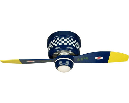 Black Sheep Warplane Kids Airplane Hugger Fan